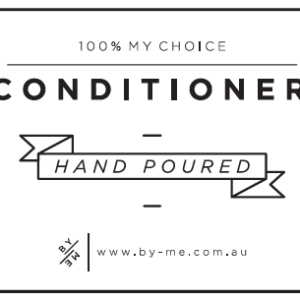 ByMe designer decal white - conditioner