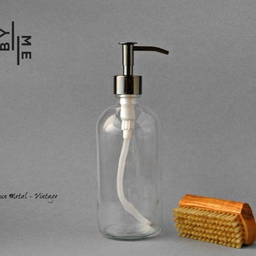 Real Metal Soap Pumps