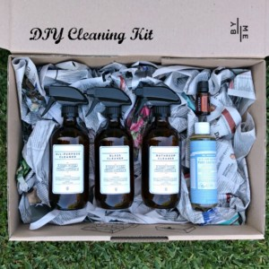 DIY cleaning Kit
