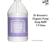 Dr Bronners Organic Pump Soap Refill