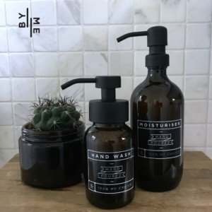 Hand Care Kit MATTE BLACK