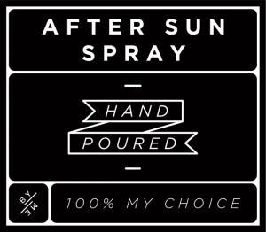 MINI Black After Sun Spray